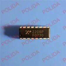 1pcs Monolithic Function Generator Ic Exar Dip 16 Xr2206p 2206p
