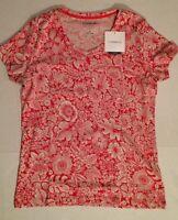 womens Croft & Barrow T.shirt Size Medium