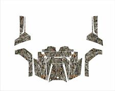 Polaris RZR RANGER 570 800 900 xp DECALS WRAP DOORS UTV camo camouflage tree 2