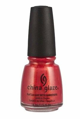 China Glaze Nail Polish Lacquer JAMAICAN OUT # 70338 - .5oz
