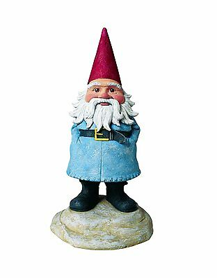Travelocity Talking Roaming Gnome 8'' Lawn Ornament NEW