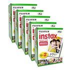 100 Film / 10 Packs for Fujifilm Instax Mini 7s 8 25 50s 70 90 Camera Fuji SP-1