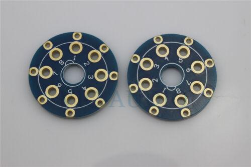 5PCS Adaptador de Placa de PCB de doble de los lados de la tarjeta de circuitos para CMC 8 pines zócalos de tubo