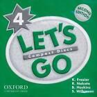 Let's Go: 4 by R. Nakata, B. Hoskins, Karen Frazier, S. Wilkinson (CD-Audio, 2000)