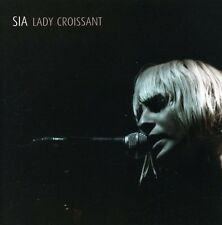 Lady Croissant - Sia (CD Used Very Good)