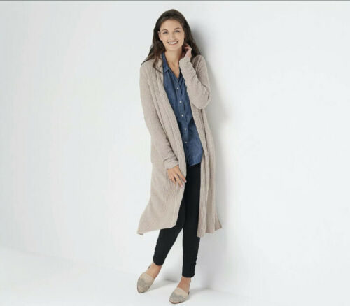 Barefoot Dreams CozyChic Lite Catalina Long Cardig