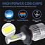 Car-Led-Headlight-Lamp-Bulb-High-Low-Beam-6000K-Light-Replacement-Bulbs-Head thumbnail 3
