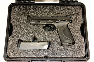 New Smith /& Wesson S/&W M/&P Pistol foam upgrade kit fits your Pelican ™ 1170 case