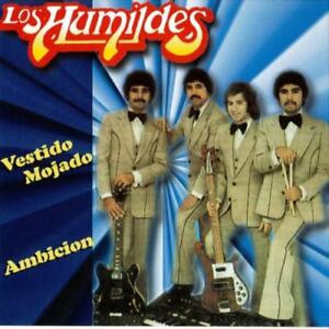 Details About Los Humildes Vestido Mojado Cd New Sealed