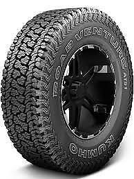 4 New Kumho Road Venture AT51 P265/70R16 2657016 265 70 16 All Terrain Tire