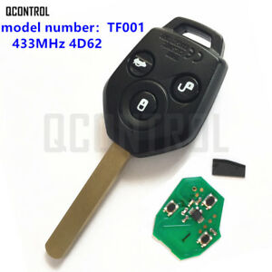 Car Remote Key >> Details About Keyless Entry Car Remote Control Key Fob For Subaru For Forester Outback Legacy
