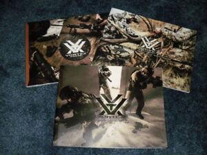 Vortex 2 In 1 Tactique & Chasse Catalogues 2015 & 2016 & 2017 Nouveau-afficher Le Titre D'origine