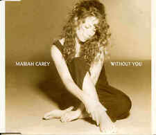 MARIAH CAREY - Without you 3TR CDM 1993 POP / BALLAD / Austria print