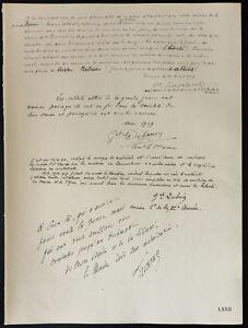 1926-Litografia-citacion-General-de-Boissoudy-Debeney-Dubois-Duchene