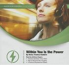 Within You Is the Power by Henry Thomas Hamblin (CD-Audio, 2013)