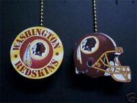 (2) Washington Redskins Football Ceiling Fan Pulls