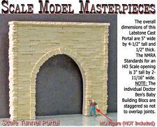 Split Granite Stone Single-Portal Scale Model Masterpieces 1;87 Fine  hfc01