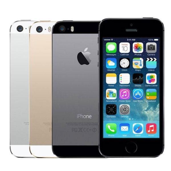 Apple iPhone 5s 5 16gb 32gb 64gb Gold Silver Grey Dealer VGC