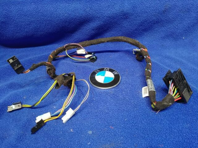 [SCHEMATICS_4FR]  BMW OEM E46 Left Front Driver Seat Wiring Harness W/ Memory 61117111903 330  328 for sale online | eBay | 2009 Traverse Heated Seat Wiring |  | eBay