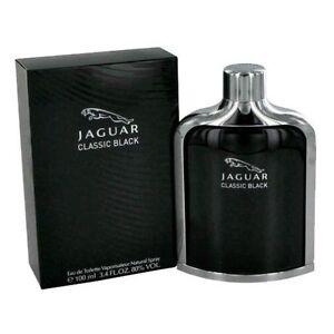 Jaguar-Classic-Black-Cologne-by-Jaguar-3-4-oz-EDT-Spray-for-Men-NEW
