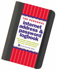 THE PERSONAL internet address and password organizer (2010, Other)