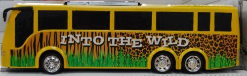 Fricción Accionado Juguete Autobús 35cm Largo Autobús con Brillante Colores