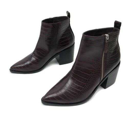 Treasure & Bond Freda Bootie Nordstrom Burgundy Cr