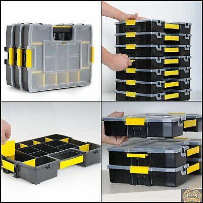 Organisateur Outil Rangement Empilage Ecrous Pièces Vis Stockage Case Boulons   eBay