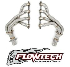 Flowtech 11559FLT Long Tube LS Swap Headers 304 Stainless Steel