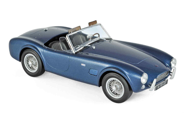 NOREV 182753 AC Cobra 289 1963 bleumet. 1  18 Nouveau Neuf dans sa boîte  profiter de vos achats
