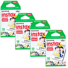 40pc Fuji Instax Mini Instant Film For Fujifilm 7 7s 8 25 50 70 90 Cameras 2018