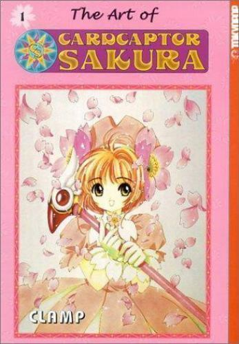 The Art of Cardcaptor Sakura by Clamp Staff (2002, Trade Paperback)