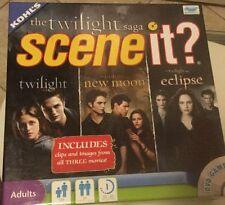 2010 The TWILIGHT SAGA SCENE IT DVD Game DELUXE 100% COMPLETE New