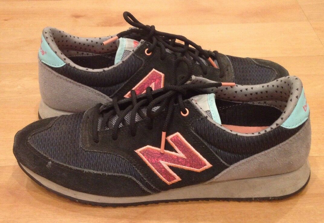 New Balance Womens Size 10 CW620SBC Sneakers Shoes Athletic CW620SBC 10 Black Pink CW620 342954