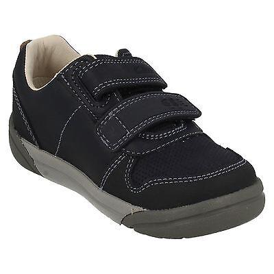 Boys Clarks Leather Casual Shoes *Lilfolk Pop*