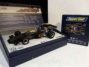 Slot-SCX-Scalextric-Superslot-Legends-H3703A-Lotus-72E-034-John-Player-Special-034-N-2