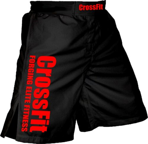 CrossFit Shorts Competition Games MMA Forging Elite Fitness Gym Weight Training