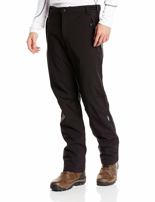 CMP Pantaloni da Uomo Softshell  3A14257 U901 PANT SOFTSHELL