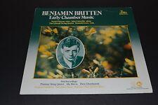 Benjamin Britten~Early Chamber Music~Phantasy String Quintet~FAST SHIPPING