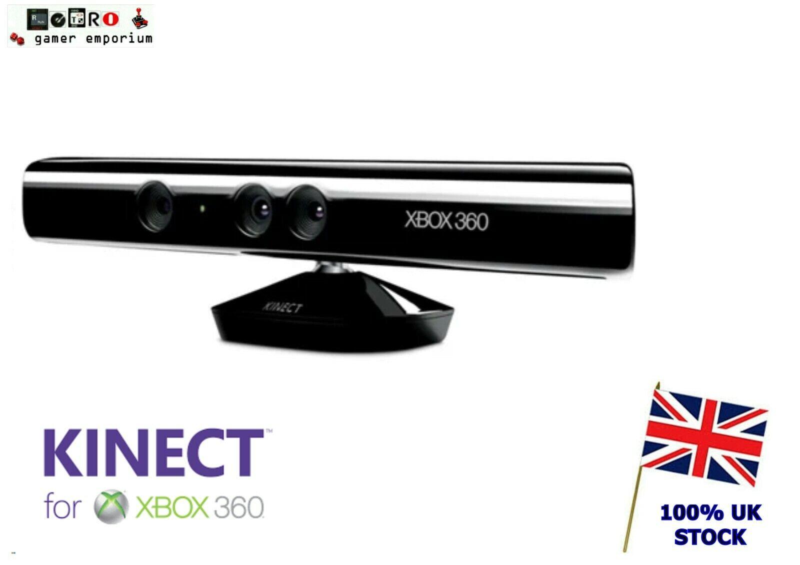 Xbox 360 Kinect Sensor - Fully Tested - FAST DISPATCH - MIcrosoft