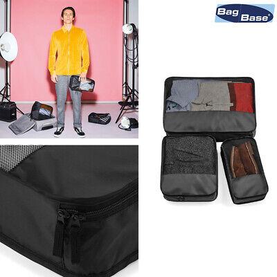 Bagbase Escape Imballaggio Cube Set (set Di 3) Bg459-
