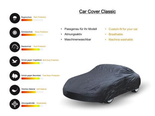Car cover cubierta de coche para Tesla Model 3