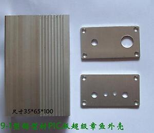 35-65-100mm-Aluminum-Case-for-PIC-Super-RM-kit-CW-transceiver-Shortwave-Radio