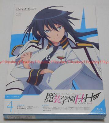 Masou Gakuen HxH Hybrid x Heart Magias Academy Ataraxia Vol 4 Blu-ray Book  Japan 4988111906076 | eBay