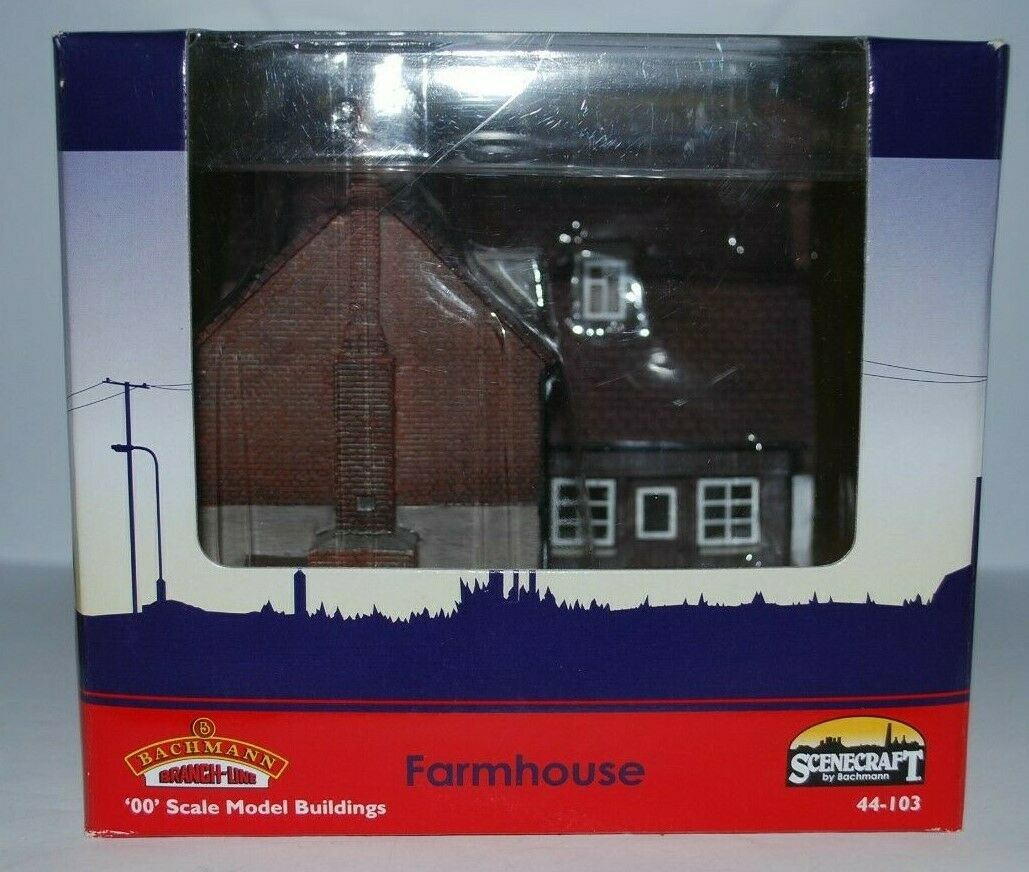Bachuomon Branch Line no44103 Farm House Unopened. OO Scale