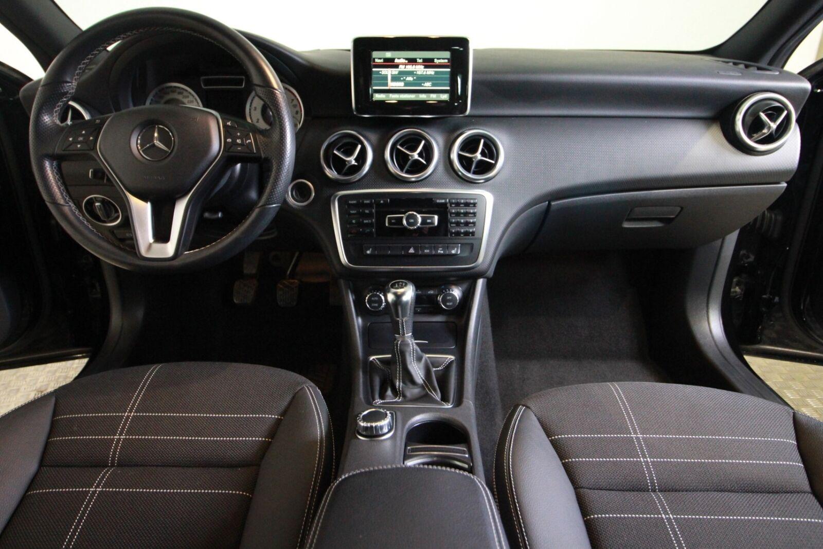 Mercedes A200 Van