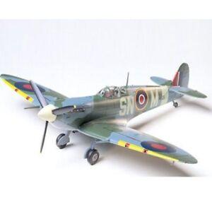 Tamiya-61033-1-48-Supermarine-Spitfire-VB-Fighter-Aircraft-Plastic-Model-Kit