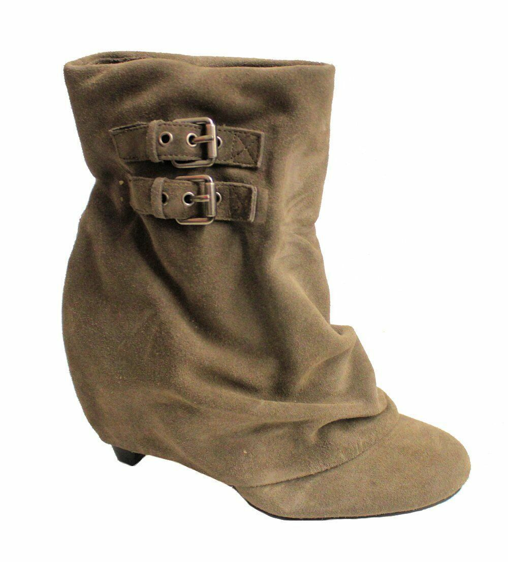 BP Women's Division Ankle Boot Taupe US 6 NOB NWD