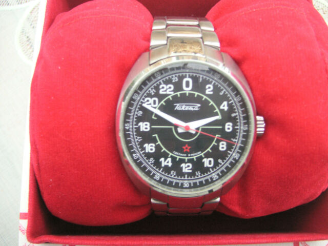 Raketa Pilot N031 24H hand wind collectors item