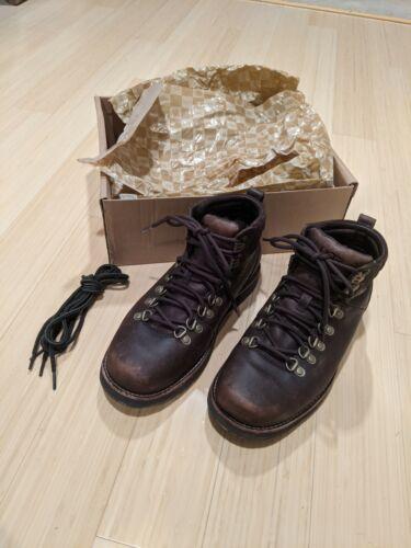 UGG Capulin Cinnamon Brown Varied Leather Boot Men